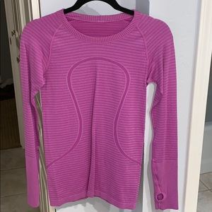 Lululemon Athletica Long Sleeve Top